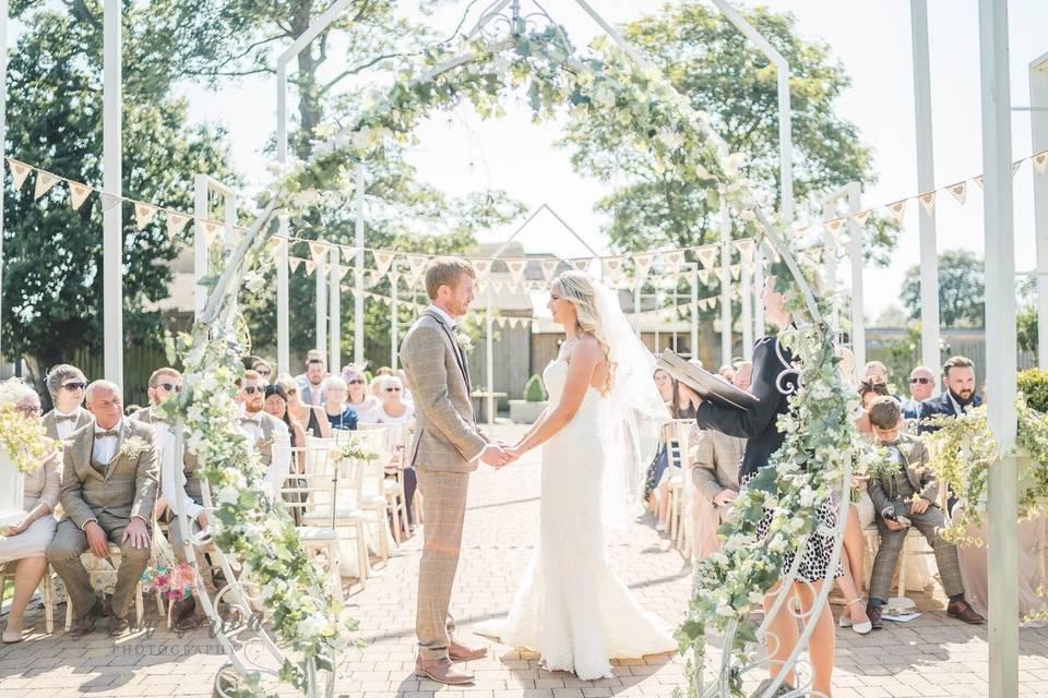 Alcumlow Wedding Barn 58