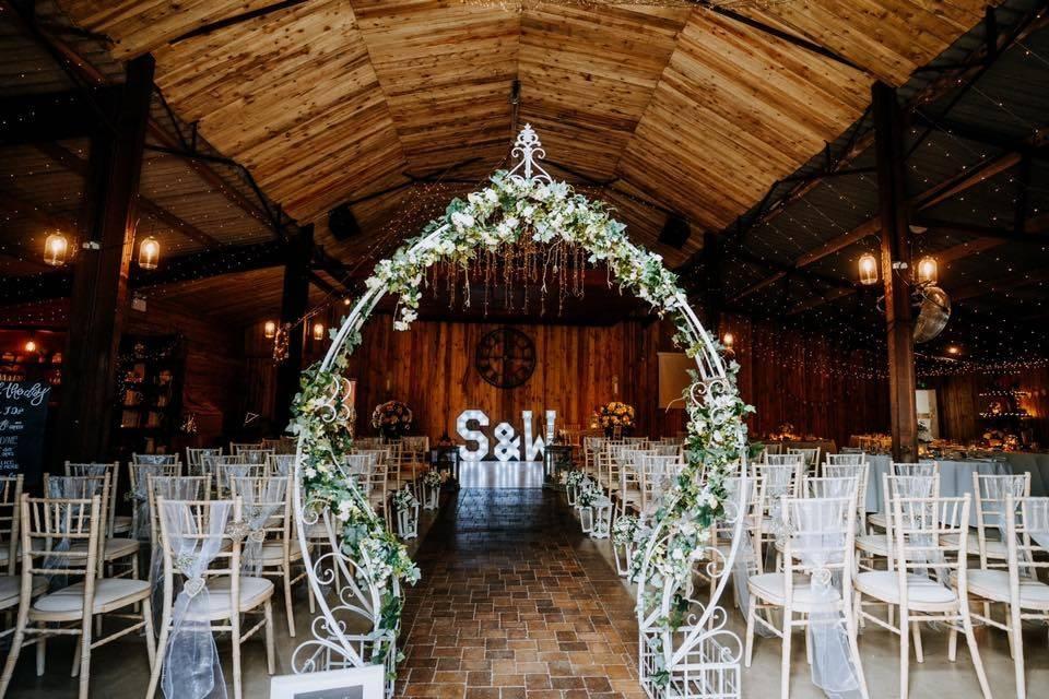 Alcumlow Wedding Barn 54