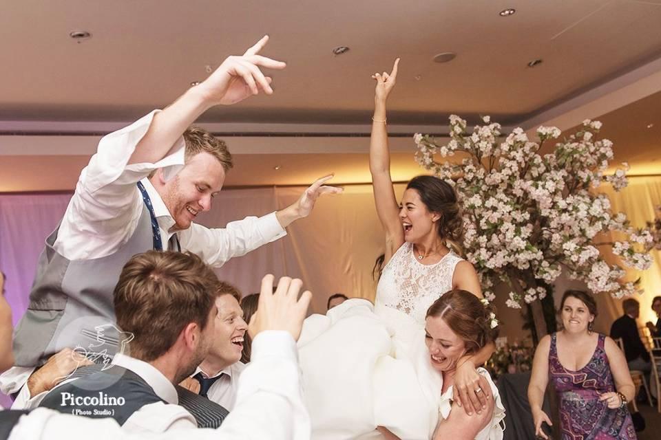 Wedding in Wimbledon