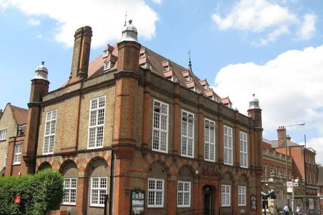 Beckenham Public Hall