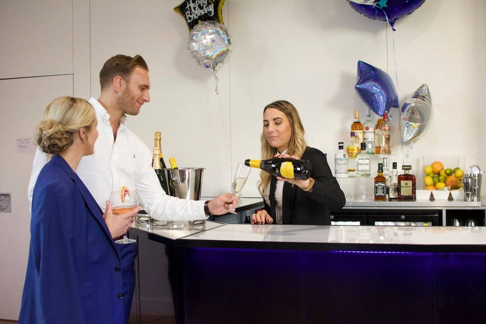 Customized - Your Mobile Bar Service