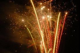 Fireworks Wiltshire