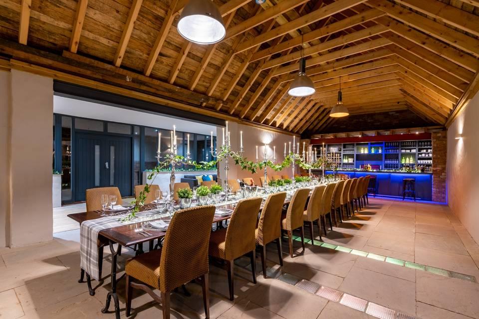 The 616 restaurant