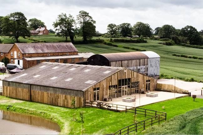 Grange Barn estate