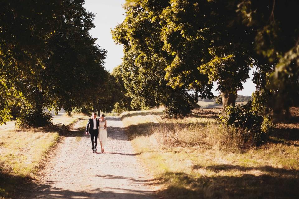 The Manor Gardens - Birling Estate