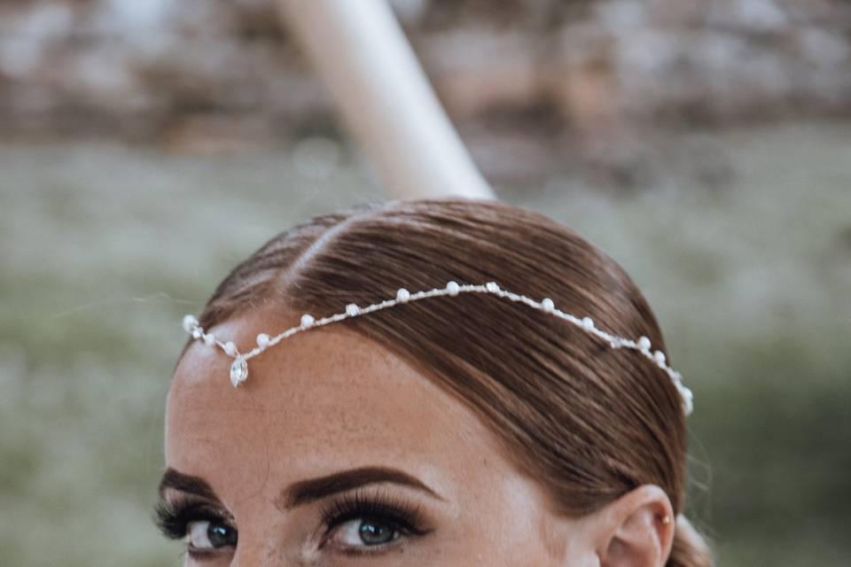 Asteria headpiece