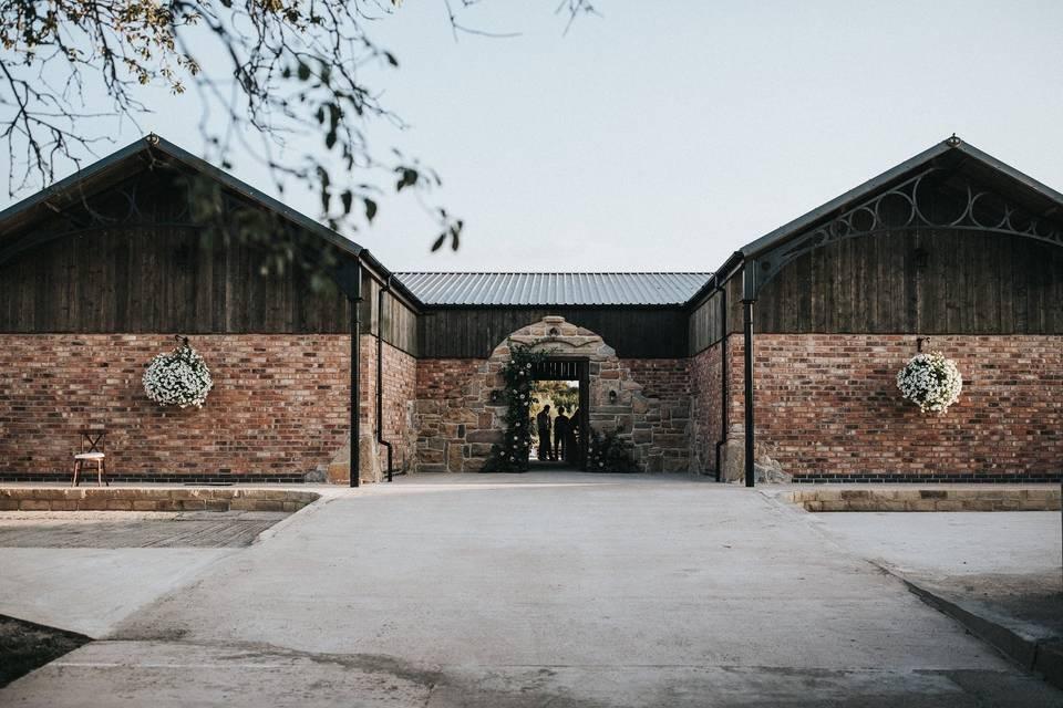 The Willow Farm Barn 4