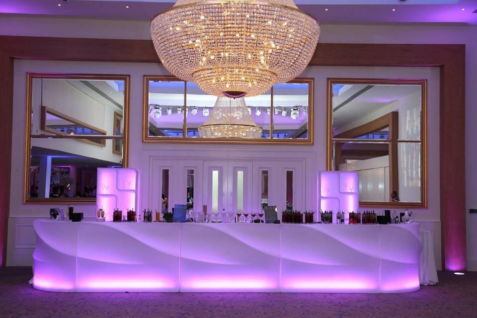 Azure Bar Events - Bar Hire
