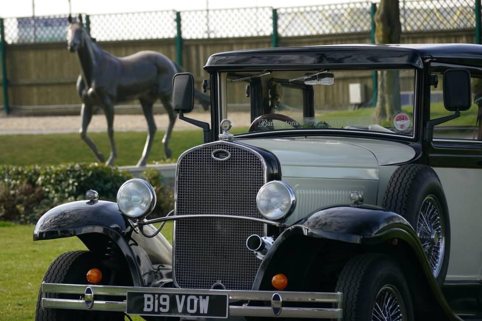 Barringtons Wedding Cars