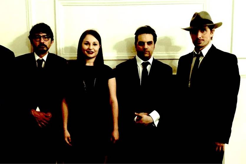 5-Piece wedding band