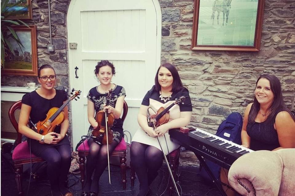 Crannagh Wedding Music