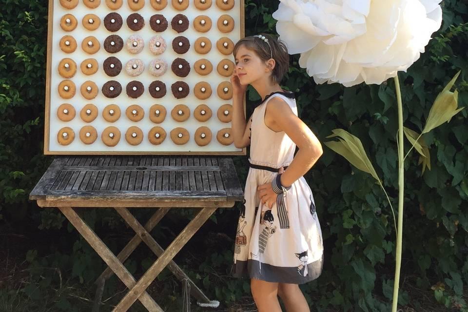 Elizabeth Green wedding accessories hire