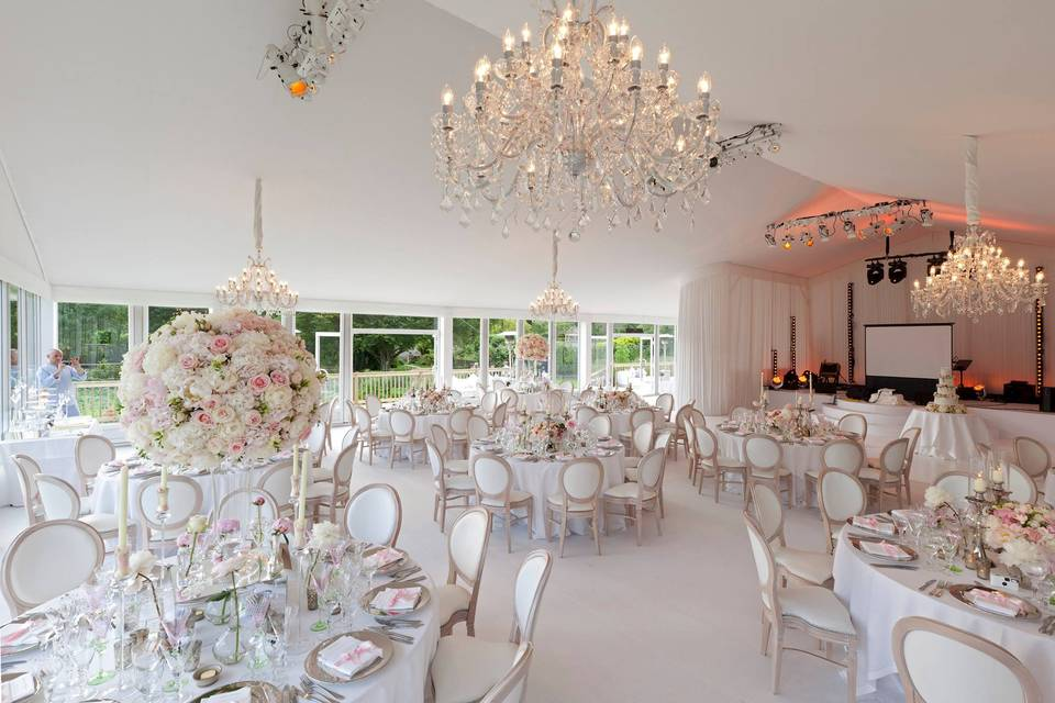 Berry Marquees