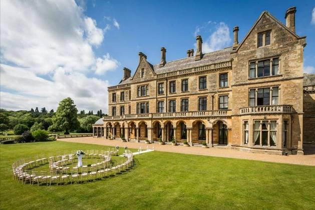 Warwickshire Walton Hall Hotel & Spa