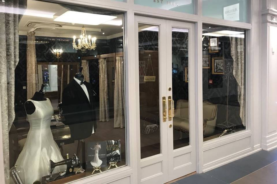 Alterations Boutique Manchester