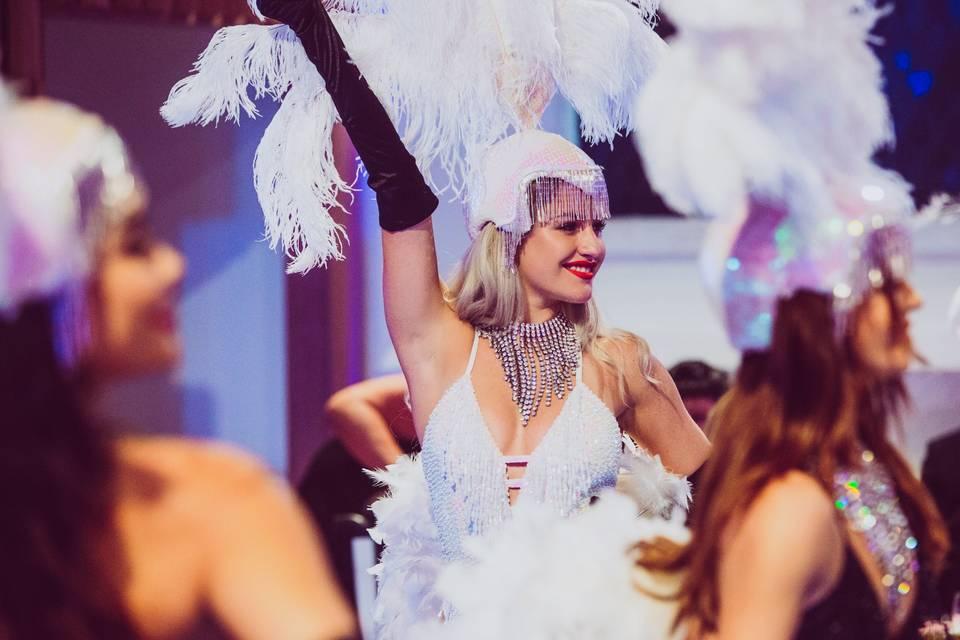 Professional Showgirl Dancer