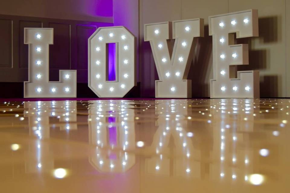 Love Letters for hire- Wedding