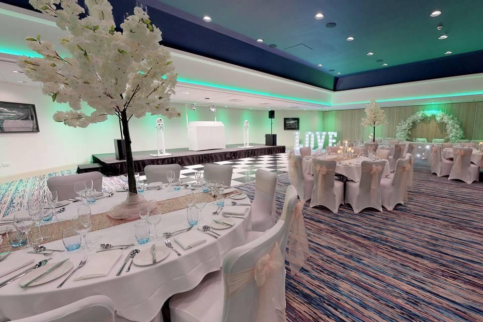 OEC Sheffield Wedding