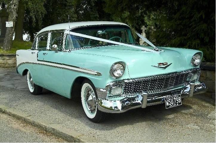 Yorkshire Classic American Wedding Cars