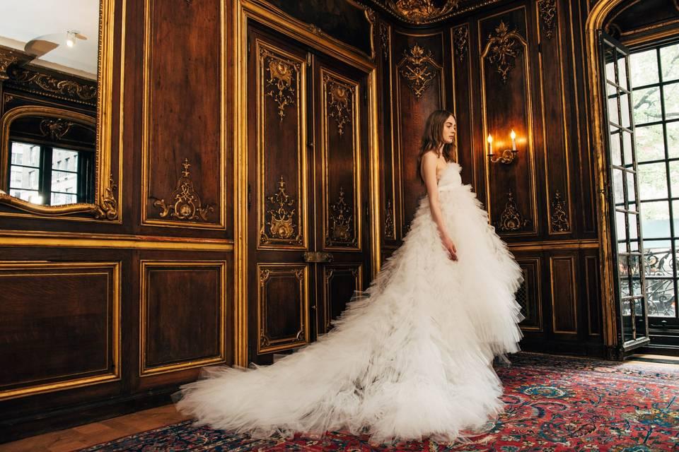 Bride by the window - James O'Halloran Studios
