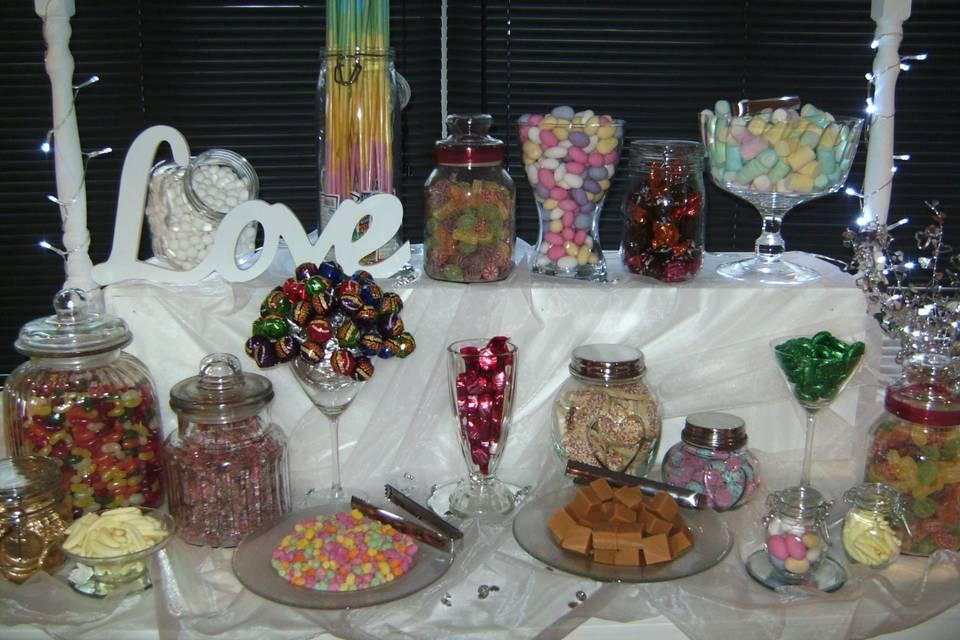 Sweet Party Treats