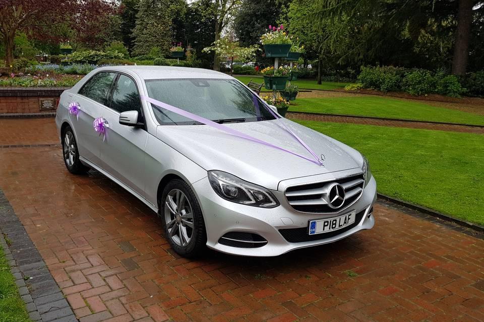 Lafbery's Wedding Car Hire
