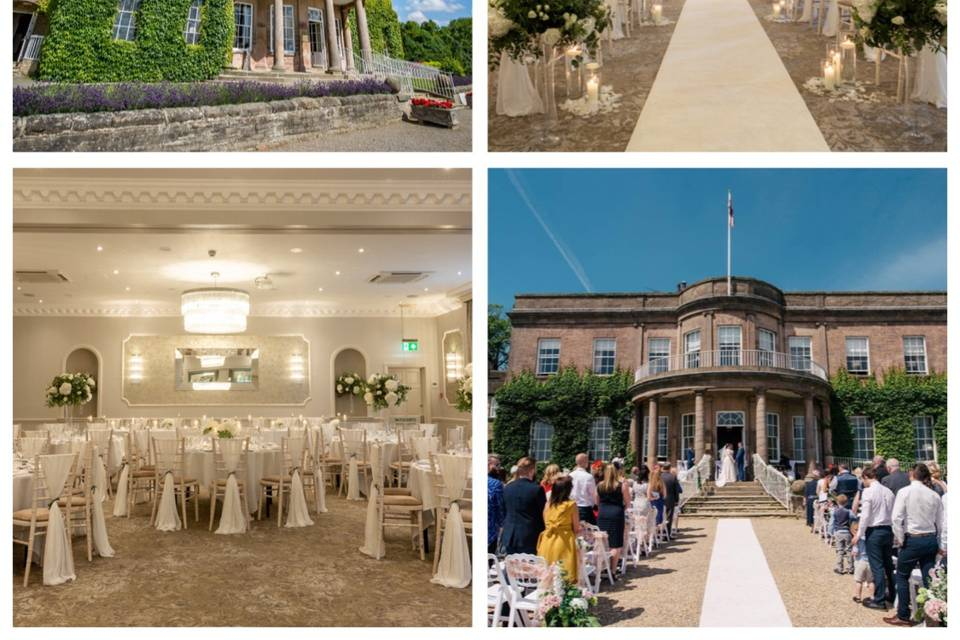 Weddings at Wood Hall