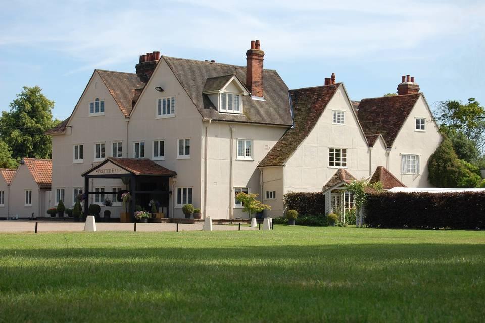 Elegant Country Manor House