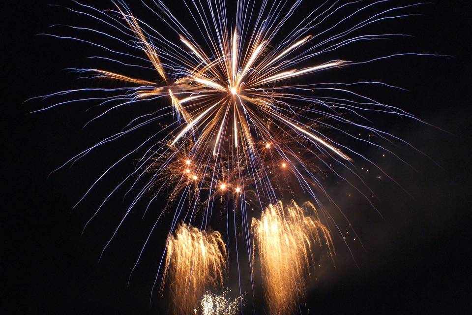 Spectrum Fireworks