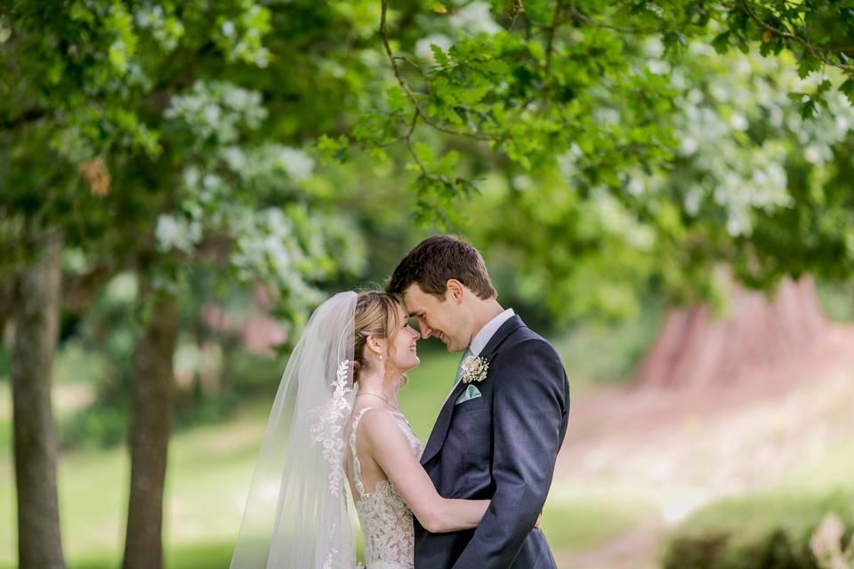 Newlyweds - MJ Photography