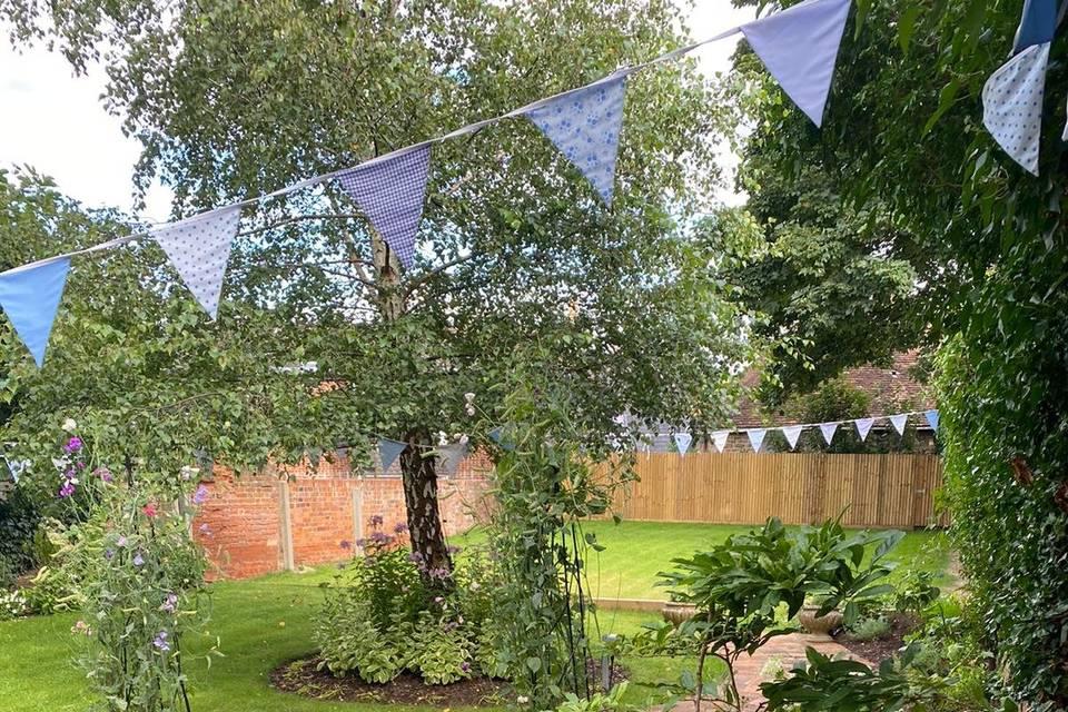 Stoneleigh House Garden