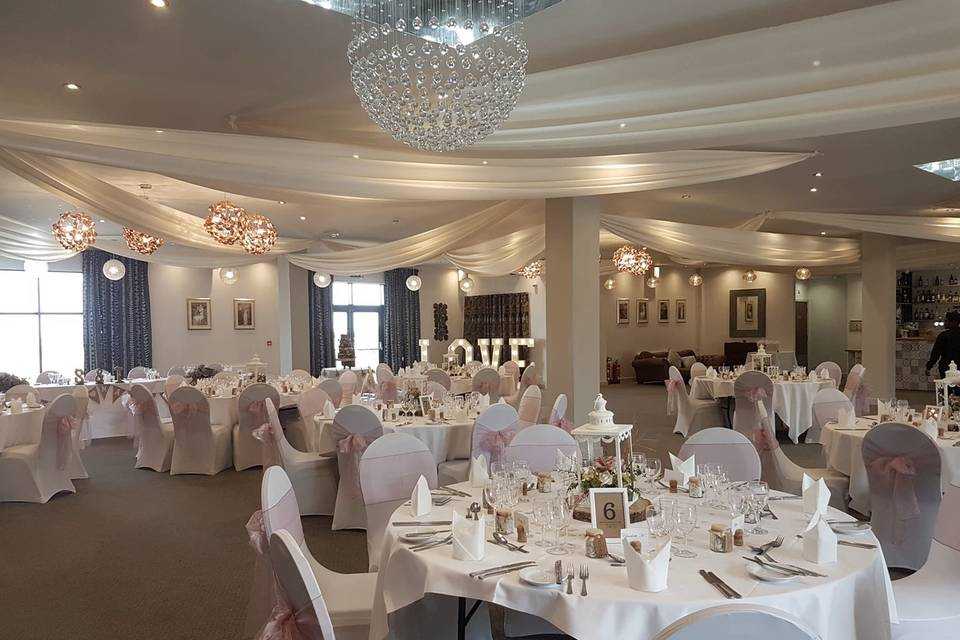 The Pavilion Suite