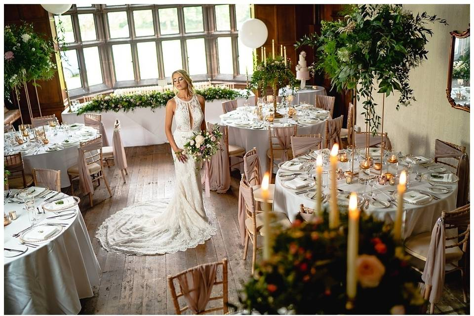 Wedding Breakfast Room