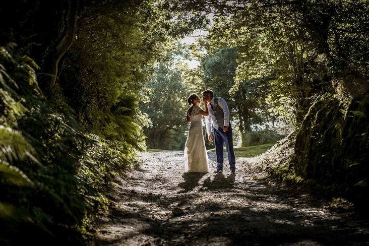 Walking in the woods - Robin Goodlad Photography