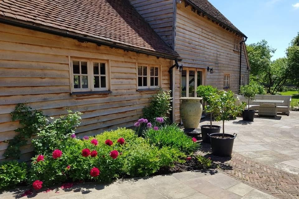 The Barn at Hurlands
