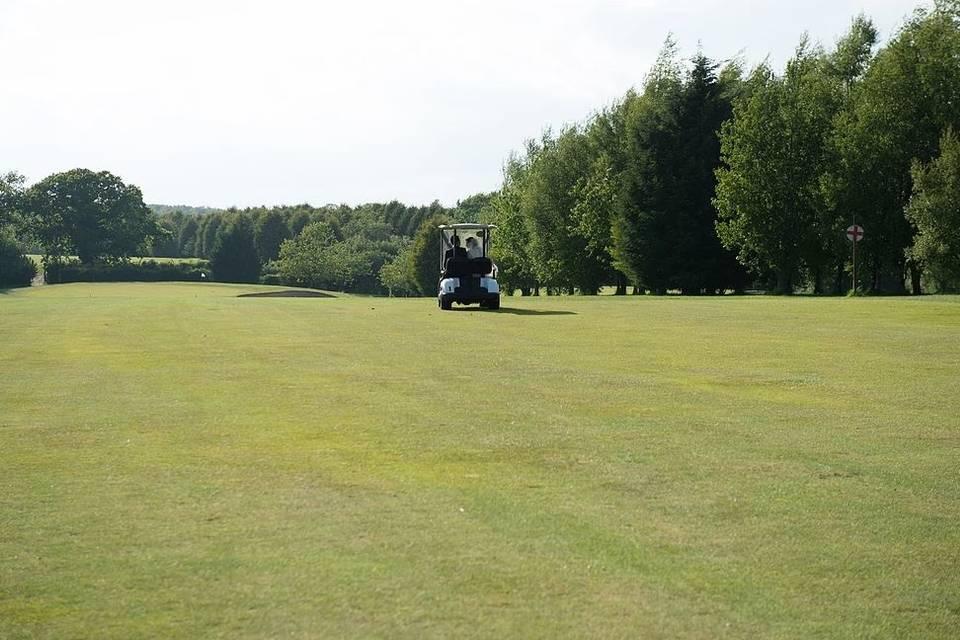 Park Wood Golf Club 18
