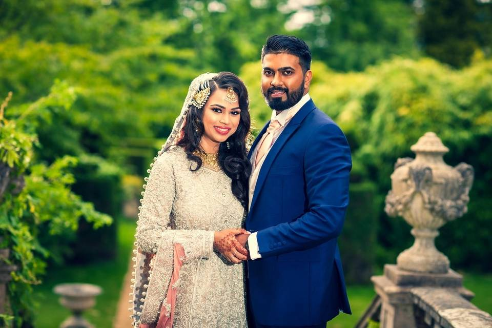 Cultural wedding photography