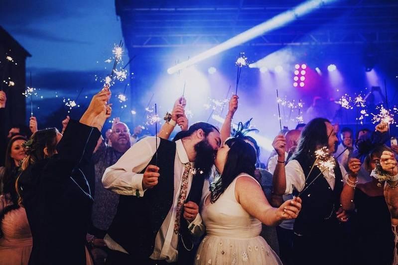 Summer 2021 Festival wedding