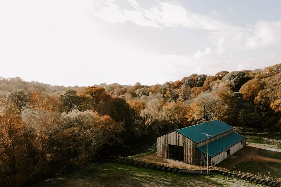 Hidden River Barn