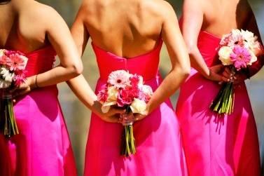AUDESTYLE - Pink Bridesmaids