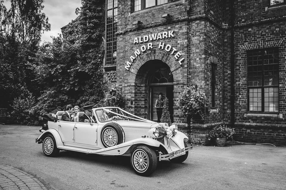 Beauford at Aldwark Manor