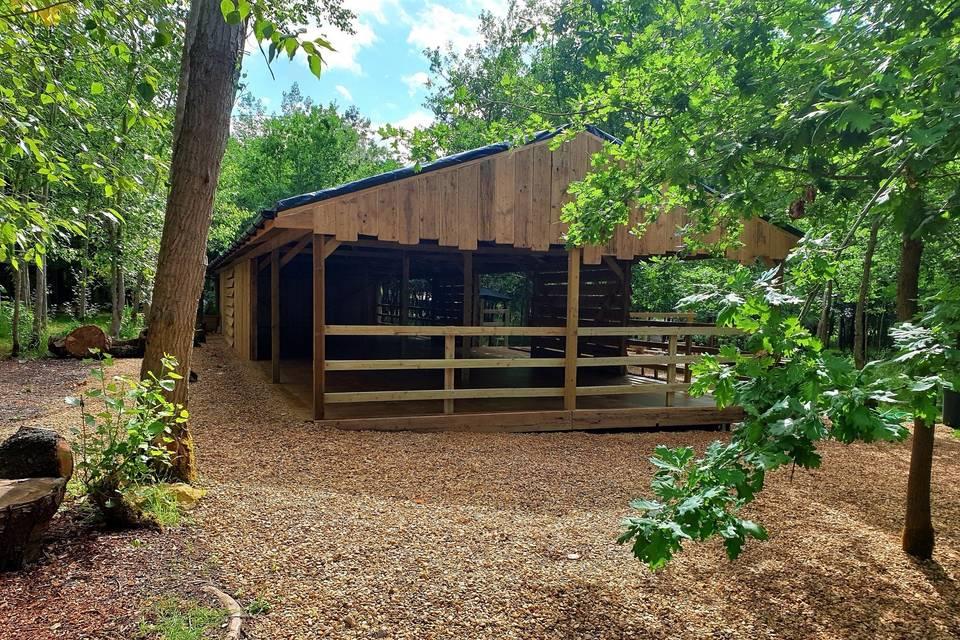 Endeavour - Woodland Venue