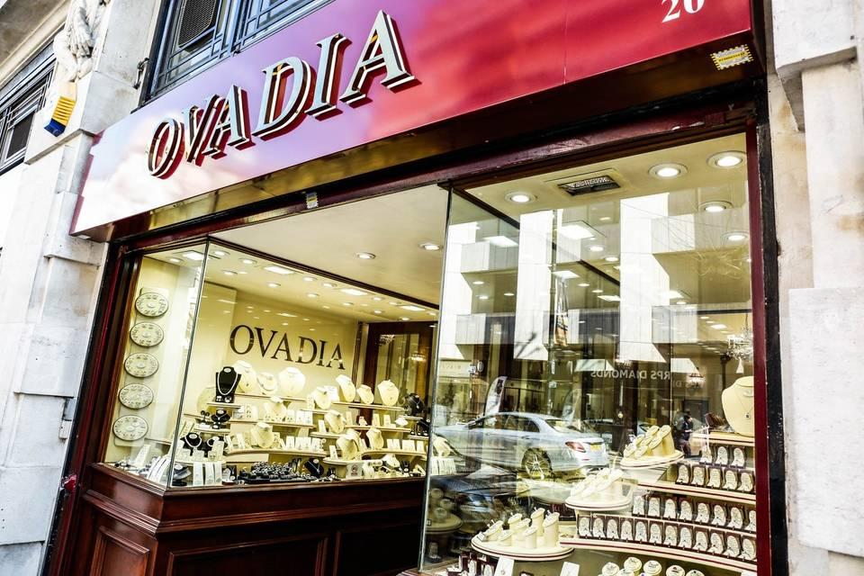 Ovadia Jewellery - Hatton Garden family run bespoke jewellers