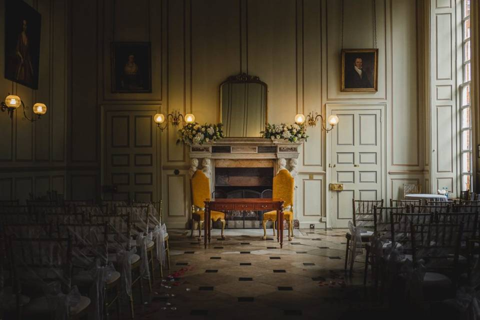 Lovely venue - Photography by Andrea Verenini