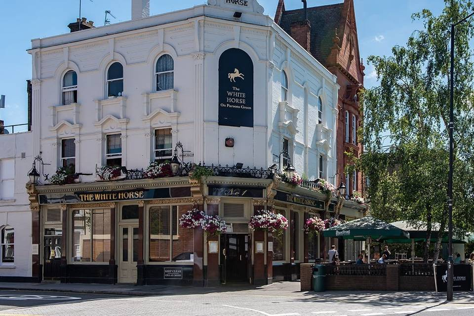The White Horse on Parsons Green